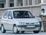 Citroën Berlingo Berline Bulle Concept 1996 wallpapers