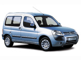 Citroën Berlingo Multispace 2002–05 images