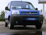 Citroën Berlingo Combi 2002–11 photos
