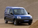Citroën Berlingo Combi 2002–11 photos