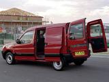 Citroën Berlingo Van AU-spec 2002–09 pictures
