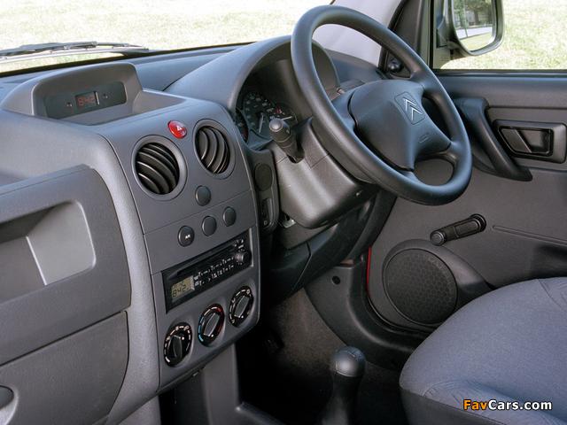 Citroën Berlingo Van AU-spec 2002–09 pictures (640 x 480)