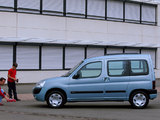 Citroën Berlingo Multispace 2002–05 pictures