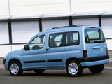 Citroën Berlingo Multispace 2002–05 wallpapers