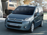 Citroën Berlingo Multispace 2008–12 images