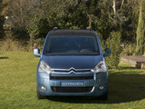 Citroën Berlingo Multispace 2008–12 pictures