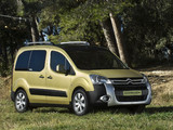 Citroën Berlingo XTR Multispace 2008–12 wallpapers