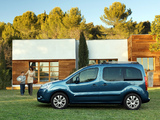 Citroën Berlingo Multispace 2008–12 wallpapers