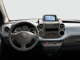 Citroën Berlingo Multispace 2012 pictures