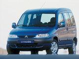 Images of Citroën Berlingo Multispace 1996–2002
