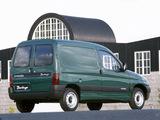 Images of Citroën Berlingo Van 1996–2002