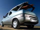 Images of Citroën Berlingo Coupe de Plage Concept 1996