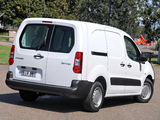 Images of Citroën Berlingo Van Long Limited Edition 2008–12