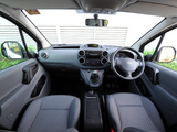 Images of Citroën Berlingo Van AU-spec 2009–12