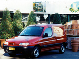 Photos of Citroën Berlingo Van AU-spec 1996–2002