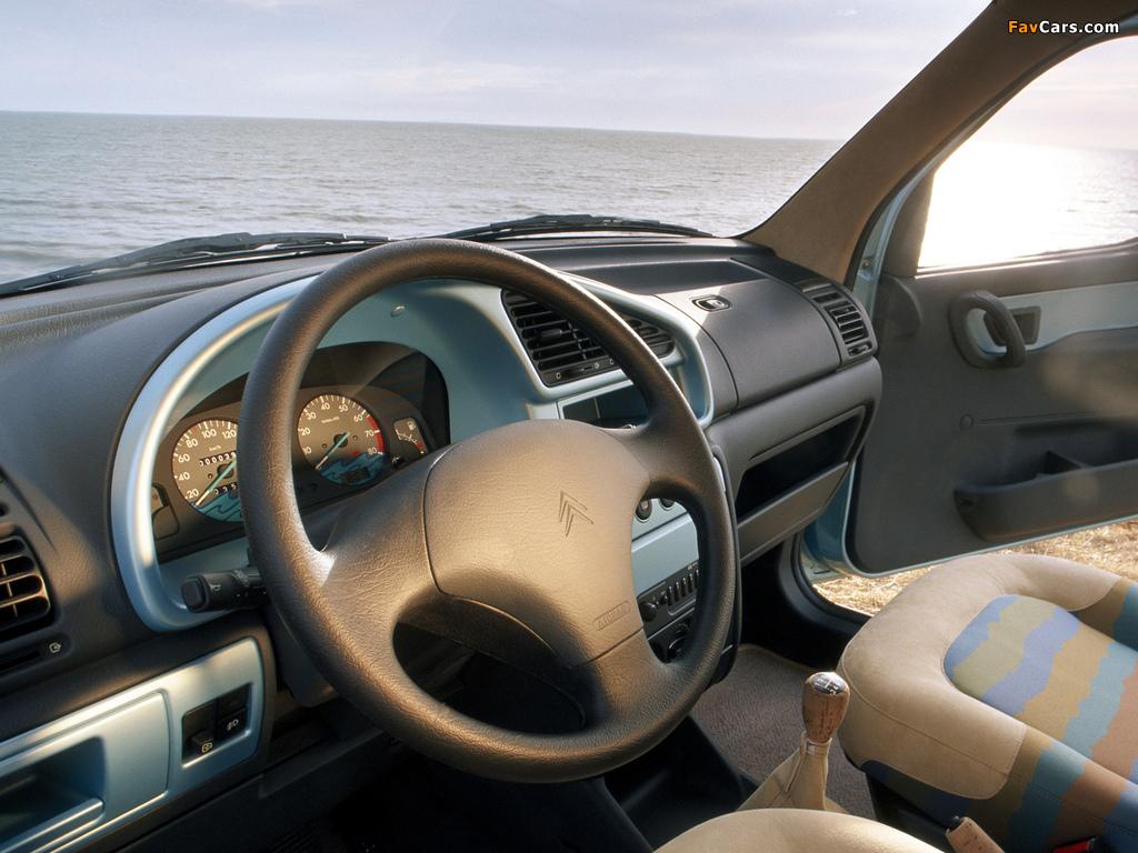 Photos of Citroën Berlingo Coupe de Plage Concept 1996 (1024 x 768)