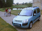 Photos of Citroën Berlingo Multispace 2002–05