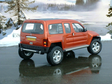 Photos of Sbarro Citroën Berlingo Bourlingueur Concept 2003
