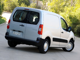 Photos of Citroën Berlingo Van AU-spec 2009–12