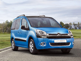Photos of Citroën Berlingo Multispace 2012