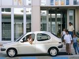 Pictures of Citroën Berlingo Berline Bulle Concept 1996