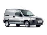 Pictures of Citroën Berlingo Van 2002–11