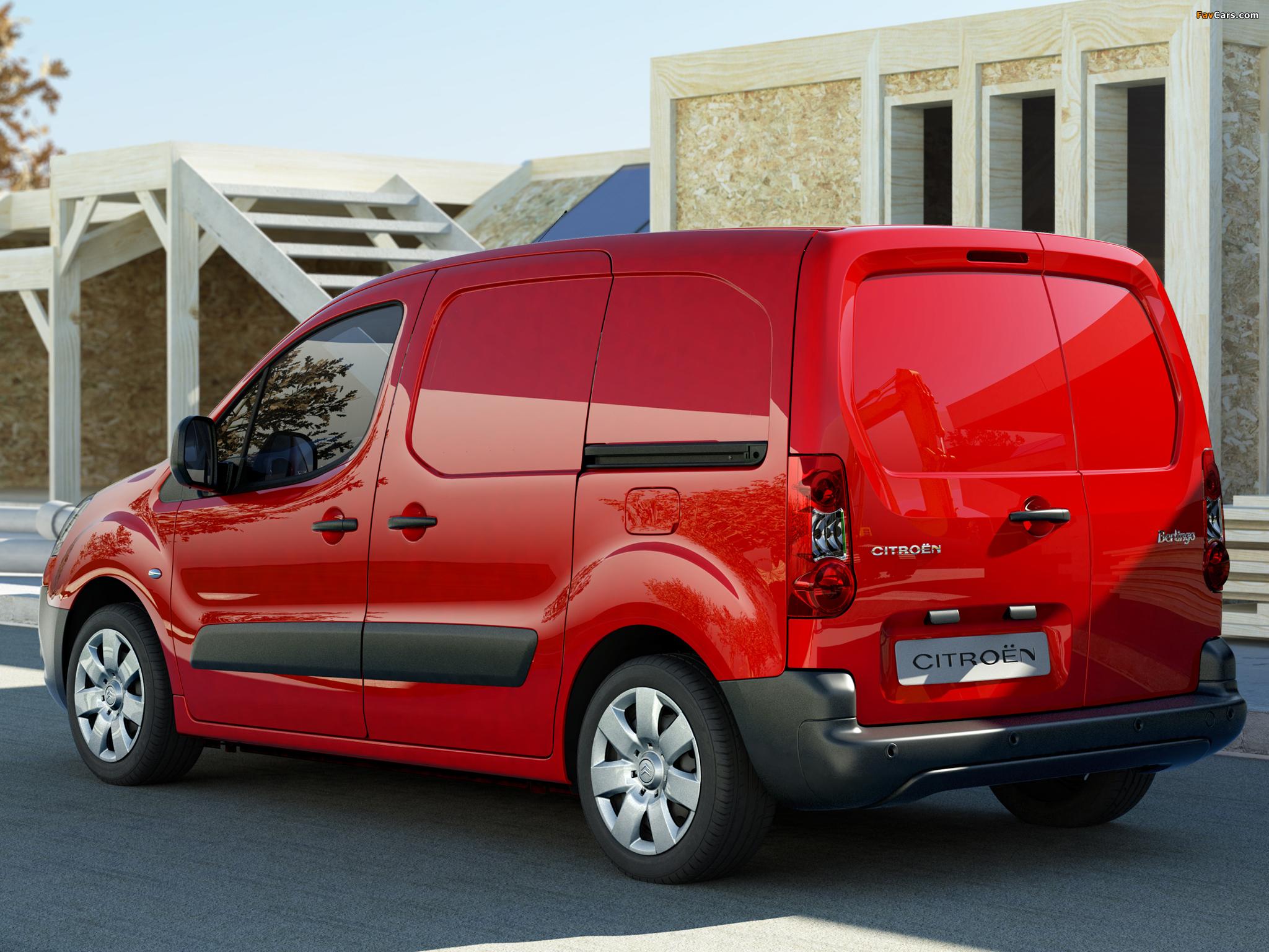 Pictures of Citroën Berlingo Van 2008–12 (2048 x 1536)