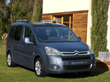 Pictures of Citroën Berlingo Multispace 2008–12