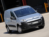 Pictures of Citroën Berlingo Van AU-spec 2009–12