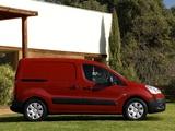Citroën Berlingo Van 2008–12 wallpapers