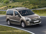 Citroën Berlingo XTR Multispace 2012 wallpapers