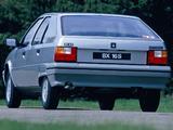 Citroën BX 1986–93 images