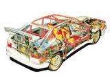 Citroën BX 4TC Evolution 1986 pictures