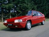 Citroën BX 19 GTi 1987–93 pictures
