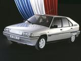 Citroën BX Chamonix 1988 pictures