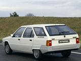 Images of Citroën BX Break 1985–86