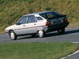 Photos of Citroën BX GT 1984–86