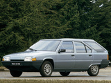 Photos of Citroën BX Break 1985–86