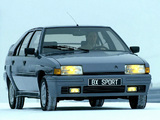 Photos of Citroën BX Sport 1986–87