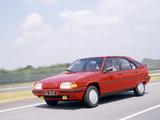 Pictures of Citroën BX GT 1984–86