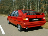 Pictures of Citroën BX 19 GTi 1987–93