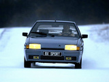 Citroën BX Sport 1986–87 wallpapers