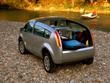 Citroën C-Crosser Concept 2001 images