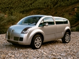 Citroën C-Crosser Concept 2001 photos