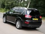 Citroën C-Crosser UK-spec 2007–12 images