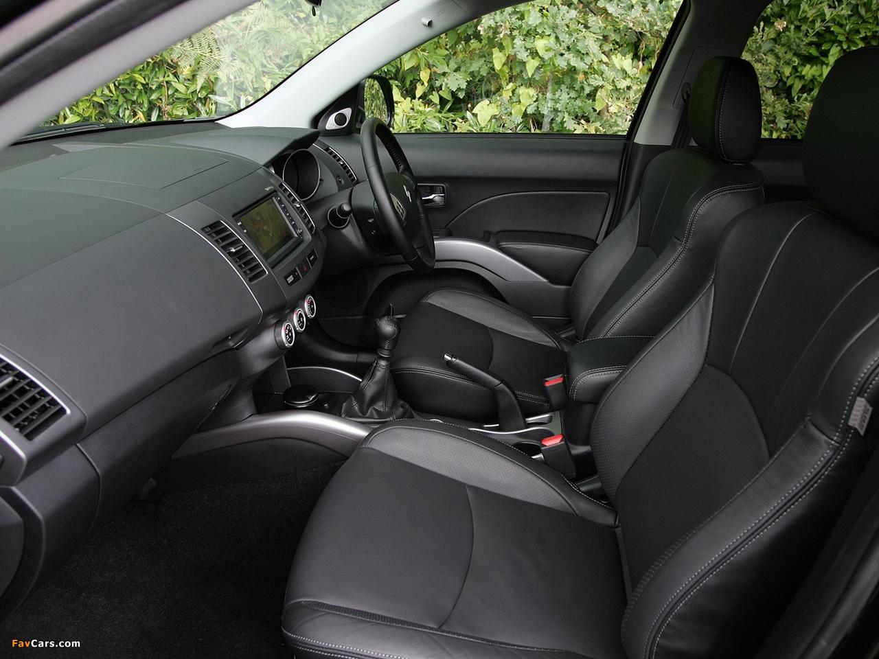 Citroën C-Crosser UK-spec 2007–12 pictures (1280 x 960)