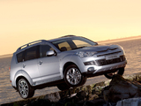 Citroën C-Crosser UK-spec 2007–12 wallpapers