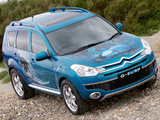 Citroen C-Surf Concept 2008 wallpapers