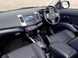 Images of Citroën C-Crosser UK-spec 2007–12