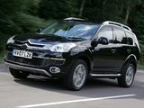 Photos of Citroën C-Crosser UK-spec 2007–12